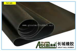 with ISO9001 Rubber Sheet, NBR Rubber Flooring Mat pictures & photos