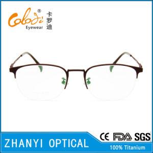 Latest Design Beta Titanium Eyewear (8326) pictures & photos