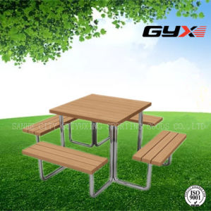 Outdoor Cool Tables and Chairs Combined for Park pictures & photos