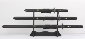 Ninjato Sword Set for Display or Cosplay pictures & photos