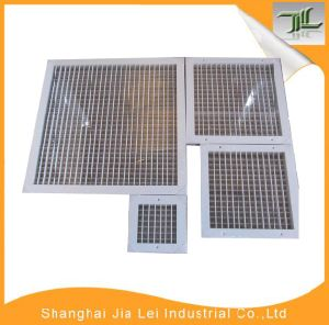 Double Deflection Grille Supply Air Grille Aluminum Air Grille