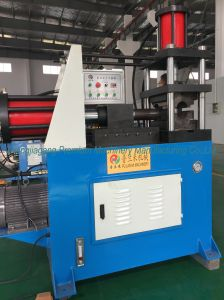 Plm-CH100 Pipe End Arc Punching Machine for Tube New Shape pictures & photos