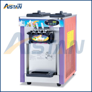 Bql839 3 Group Stainless Steel High Efficiency Ice Cream Machine of Hotel Equipment pictures & photos