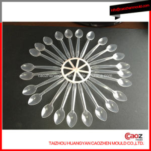 Plastic Injection/Cutlery/ Tableware/Disposable Spoon Molding