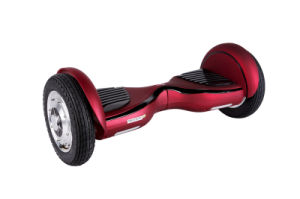 2017 Hot Sale China Cheap Price 10 Inch Two Wheels Electric Self Balancing Scooter with Bluetooth Speaker and LED pictures & photos