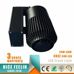 TUV/SAA/CB/Ce Driver CREE LED 30W COB Track Light 3-5years Warranty pictures & photos