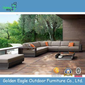 Big Size Comfortable Outdoor Rattan Sofa Set (S0056) pictures & photos