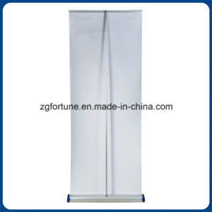 Wholesale Price Aluminum Wide Base Banner Stand Roll up Stand for Outdoor Advertising pictures & photos