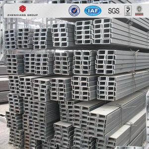 A36 Q235 Low Carbon Channel Steel pictures & photos