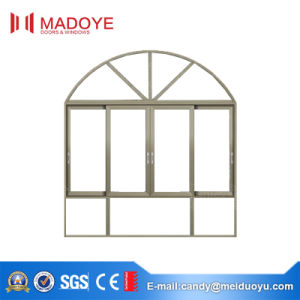 Exquisite Design Sliding Window with Toughened Glass pictures & photos