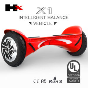 6.5 Inch Hoverboard Bluetooth with SGS 4 Colors Available