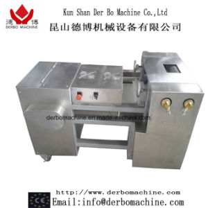 Top-Quality Stainless Band No Contamination on Chips Cooling Crusher pictures & photos