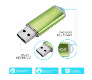 Metal Free Logo Colorful Memory Stick USB Flash Pen Drive pictures & photos