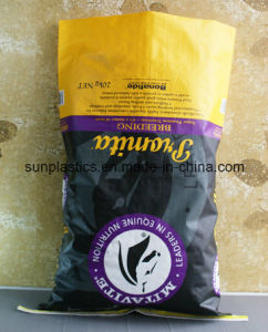 100% New Material 25kg/50kg BOPP Feed Bag/Fertilizer Bag/Rice Bag