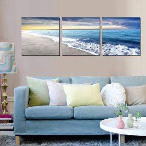 Artwork Sea Beach Ocean Canvas Prints Abstract Seascape pictures & photos