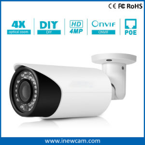New Auto Focus 4MP IP Security Camera for Outdoor pictures & photos