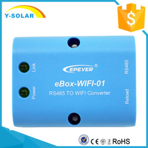 Ebox-WiFi-3.81 Mobile APP Use for E/Itracer Series Remoto Solar Controller pictures & photos