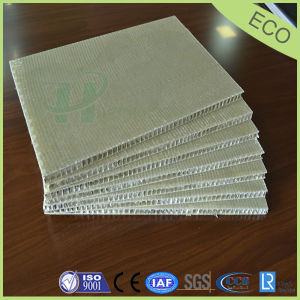 Fiberglass PP Honeycomb Core Panel with High Strength FRP Honeycomb Panel pictures & photos