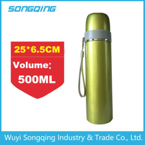 Funky Double Wall Stainless Steel Thermos Vacuum Flask pictures & photos