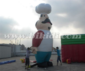 Giant Inflatable Cook/Chef Cartoon Balloon K2103 pictures & photos