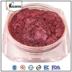 Natural Mineral Mica Powder Pigment pictures & photos
