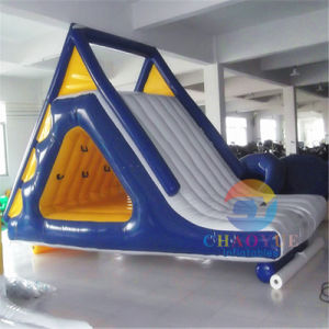 Floating Summit Express Inflatable Water Slide for Water Sports pictures & photos