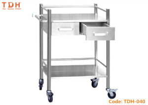Mobile Dental Cabinet Unit with Tray (TDH-040) pictures & photos