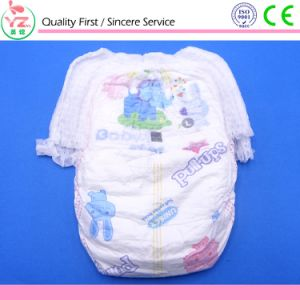 2017 Hot Sell Cotton Factory Price Super Absorption Baby Diaper Manufacturers in China pictures & photos