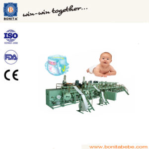 Full-Automatic Smart Baby Diaper Machine (BNT-03) pictures & photos