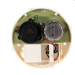 Conventional Photoelectric Smoke Detector for Fire Alarm System pictures & photos