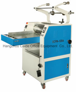 Pneumatic Hot Roll Laminating Machine (WD-520A) pictures & photos