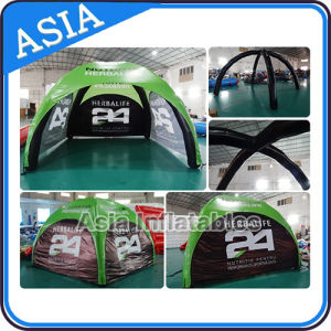 Inflatable Spider Sealed Tent with 0.6mm PVC Material pictures & photos