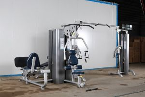 4 Station Gym Strength Equipment Gt-8241