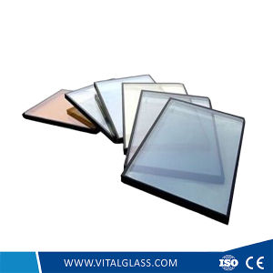 Low E Glass/Tempered Bent Fence Glass/Safety Laminated Building Glass pictures & photos