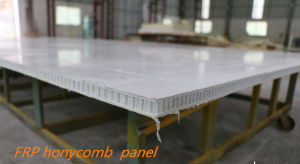 High Gloss Finish FRP Honeycomb Panel pictures & photos