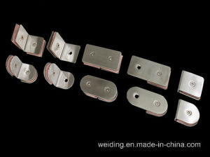Stainless Steel Handrail Glass Clamp pictures & photos