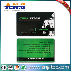 Customized Offset Printing RFID Fitness Cards for Gym pictures & photos