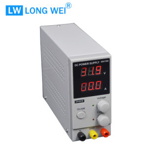 K3010d Variable Adjustable Single Channel 30V 10A DC Switching Power Supply pictures & photos
