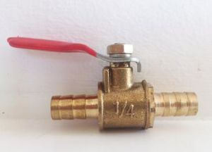 Coal Gas Thread Brass Ball Valve pictures & photos