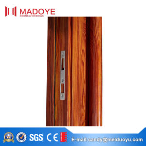 Aluminum Frame Glass Heavy Folding Door with As2047 Certificate pictures & photos