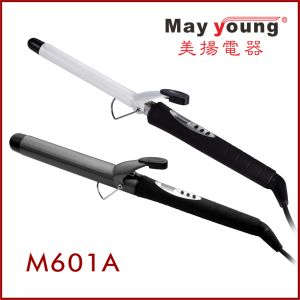 Wholesale Hot Sell Timing Function LCD Ceramic Hair Curler pictures & photos