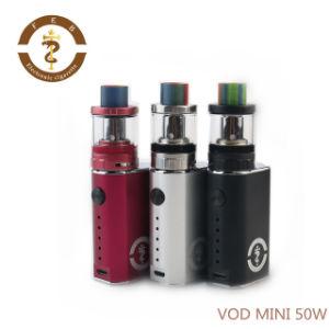 Hot Sale Original Electronic Cigarette Feb VOD 50 Kit Vape 50W Box Mod with 0.2ohm Vaporizer pictures & photos