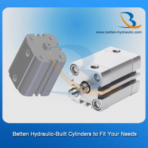 Compact Cylinder/Hydraulic Compact Cylinder pictures & photos