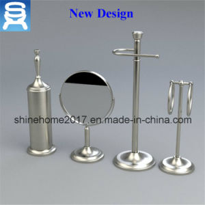 2016 New Marble Bathroom Accessories Set, Metal Bathroom Set pictures & photos