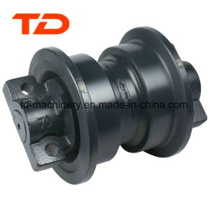 for Sunwaed Swe70 Track Roller Excavator Track Bottom Roller Down Roller Excavator Parts pictures & photos