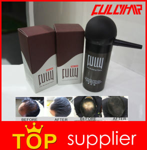 Fully Hair Fiber for Thinning Hair pictures & photos