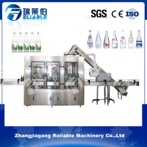 Reliable Automatic Glass Bottle Wine Filling Machine pictures & photos
