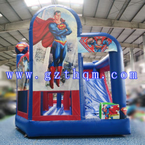Residential Bouncer Castle for Kids/Large Funny More Slide Inflatable Bouncer Castle pictures & photos
