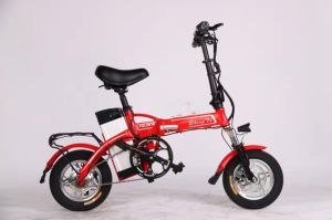 2017 The Newest Folding Electric Bike 350W pictures & photos