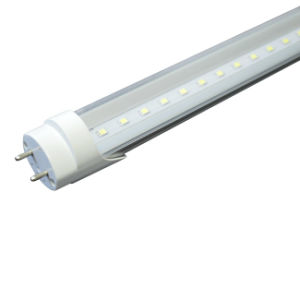 Ce RoHS Approval 18W T8 LED Tube Light Clear Cover pictures & photos